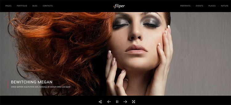 free-photo-website-theme-templates