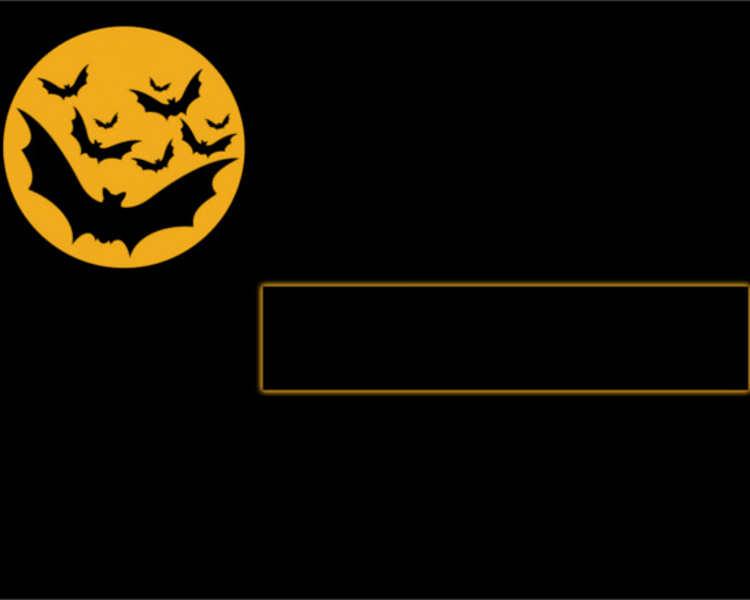 free-premium-halloween-bats-powerpoint-template