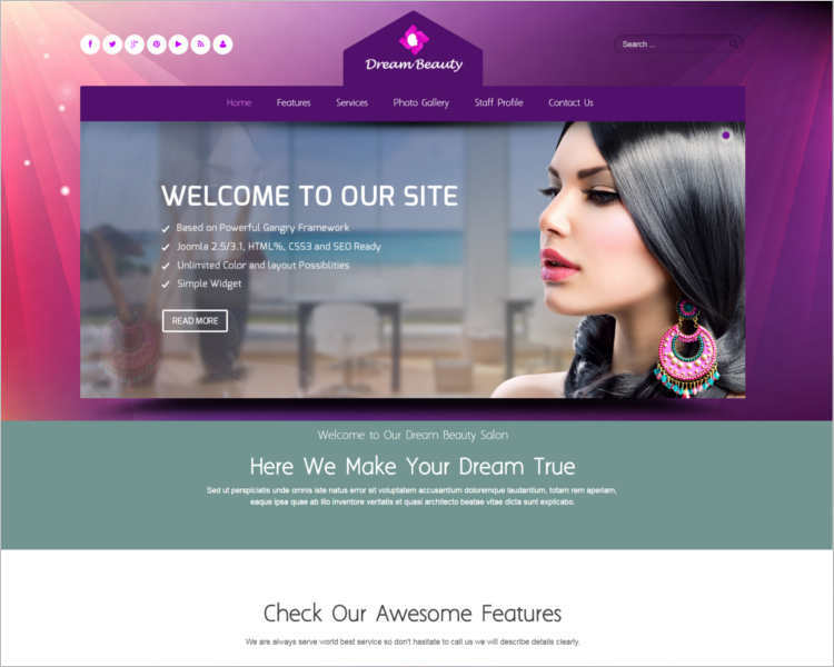 free-premium-pedicure-salon-joomla-templates