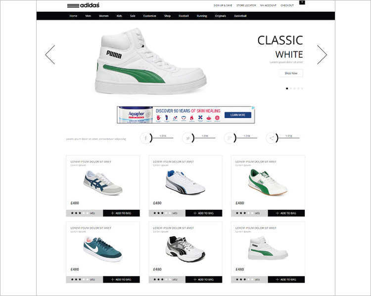 free-white-e-commerce-website-html5