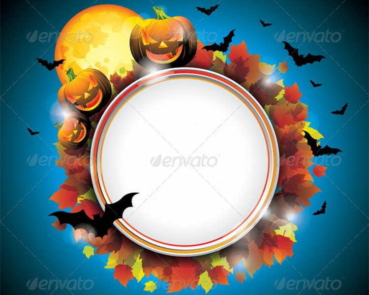 halloween-floral-pumpkin-background-party-vector