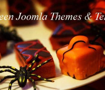 Halloween Joomla Themes
