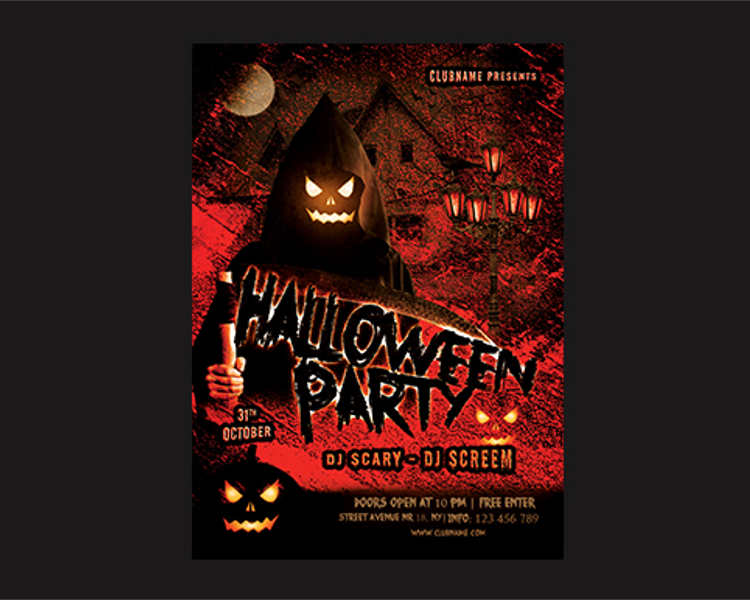 halloween-night-party-flyer-template