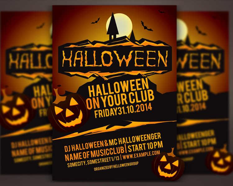 halloween-party-club-vector