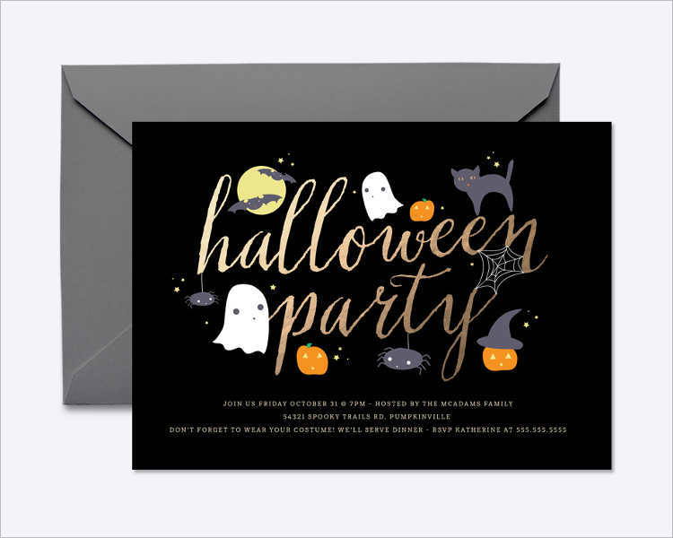 halloween-party-invitation-card-templates