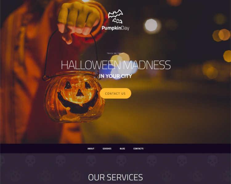 halloween-responsive-visual-editor-template