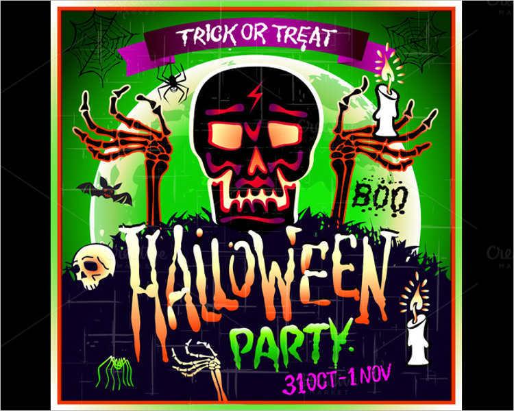 halloween-skull-party-vector