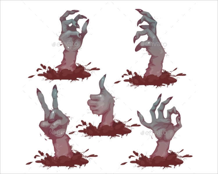 halloween-zombie-hands-vector-party