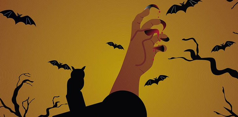 halloween-with-bats-back-ground-screen-saver