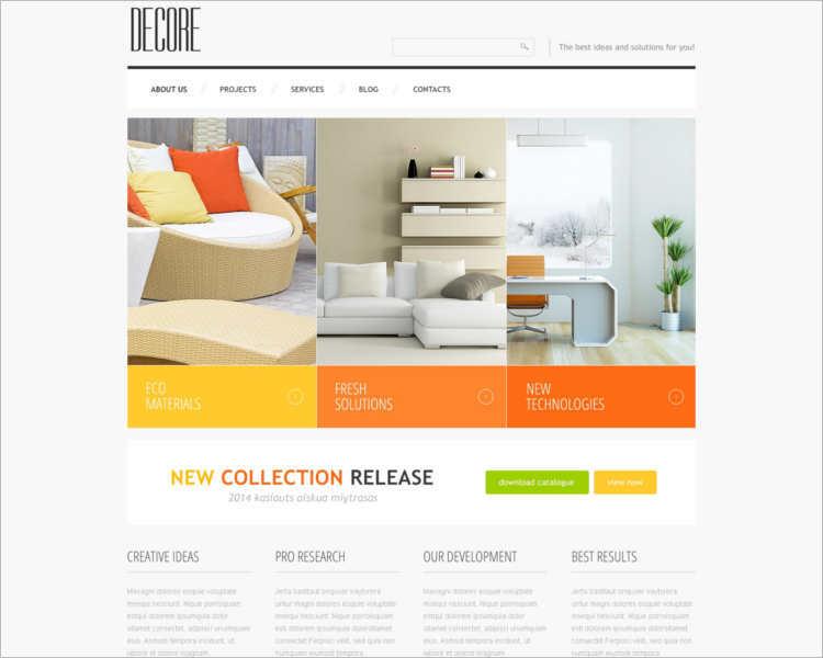 interior-decorator-furniture-joomla-templates