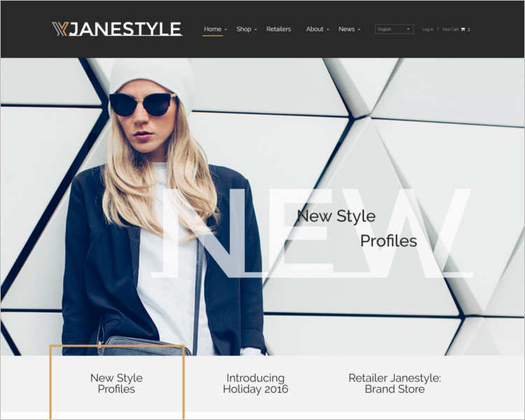 janestyle-fashion-design-website-templates