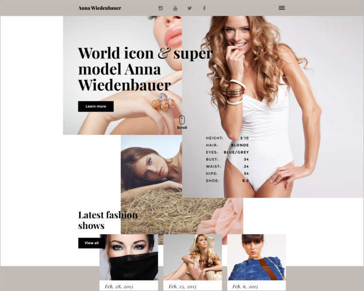 latest-fashion-design-website-templates