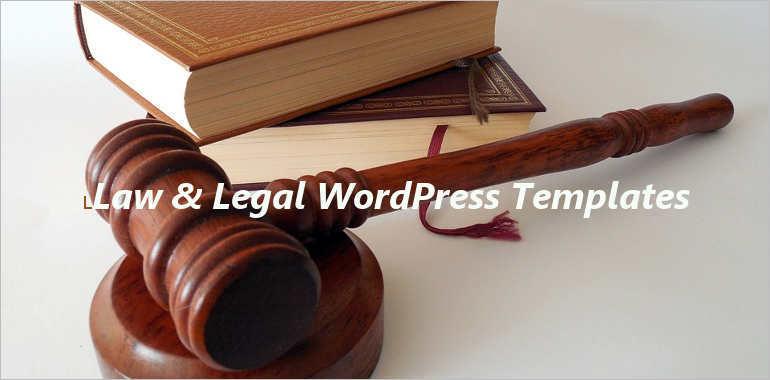 Lawyer WordPress Themes