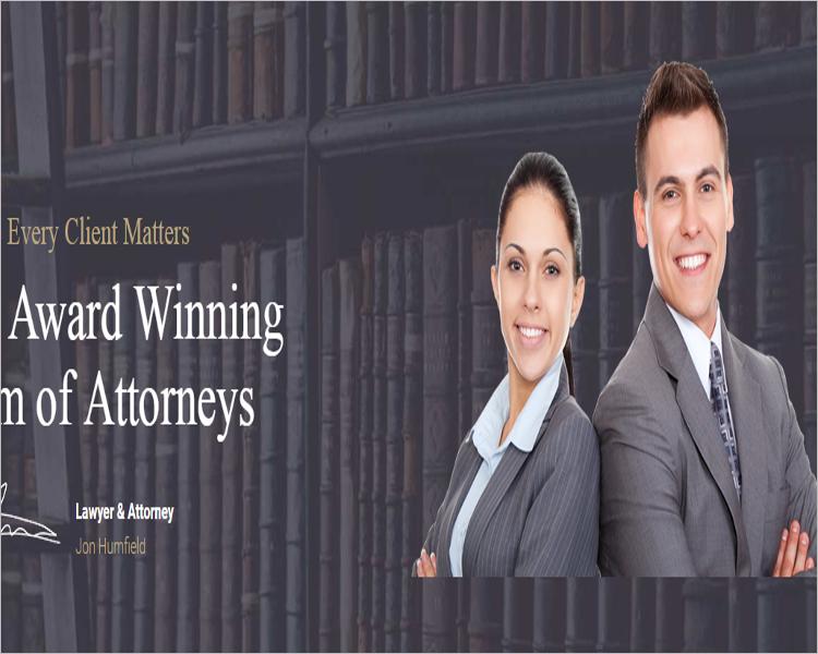 Legal Lawyer WordPress Theme