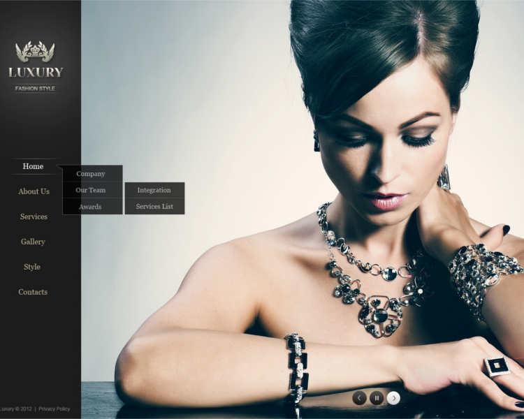 luxury-fashionj-design-website-templates