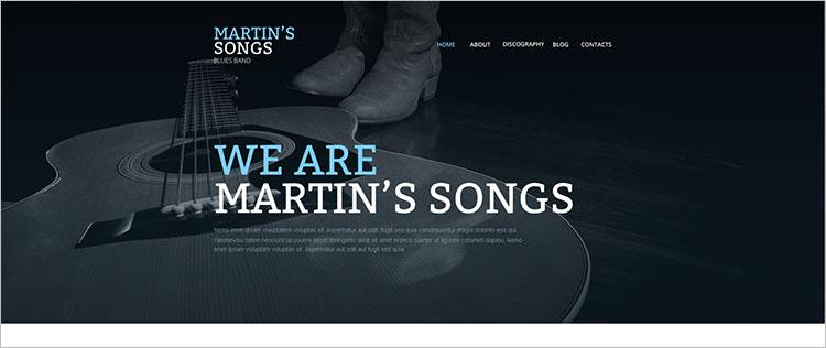 martin-songs-band