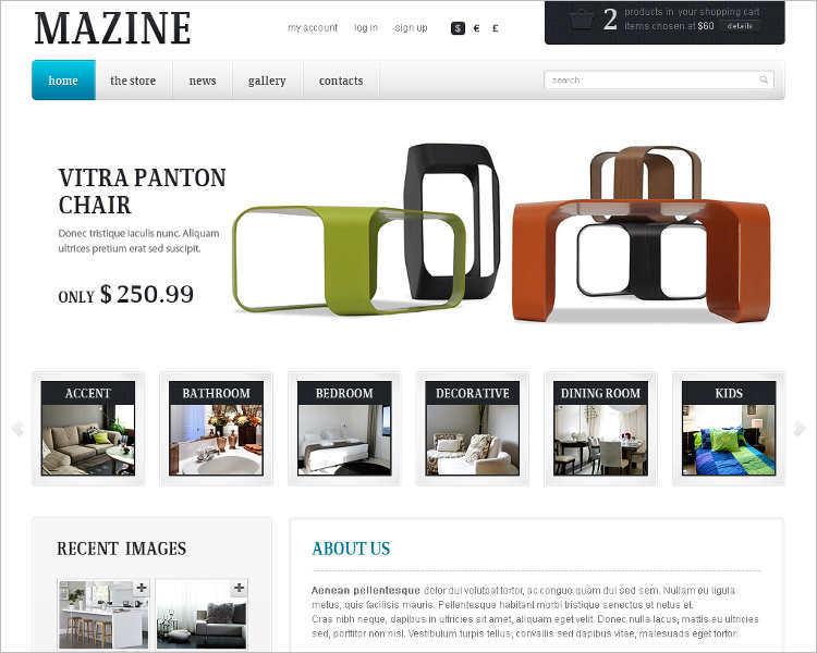 mazine-wordpress-templates