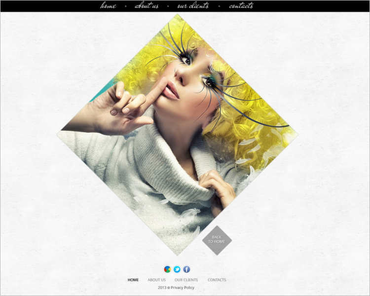 model-agency-preview-website-templates