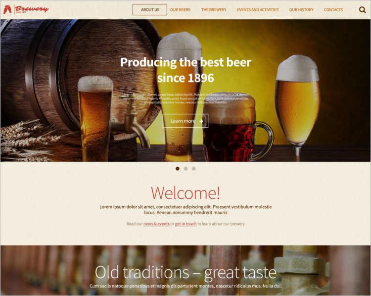 monstroid-brewery-wordpress-templates
