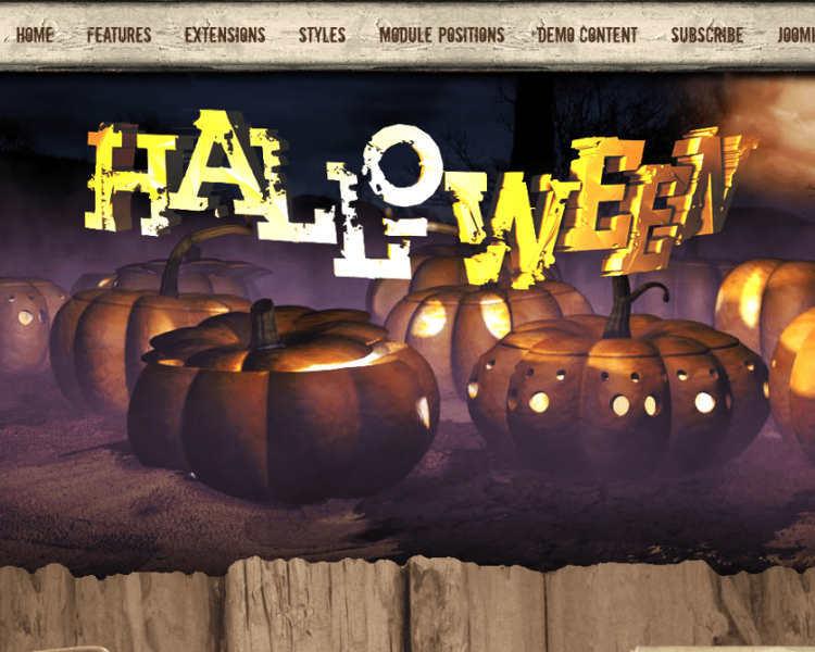 multipurpose-halloween-joomla-templates
