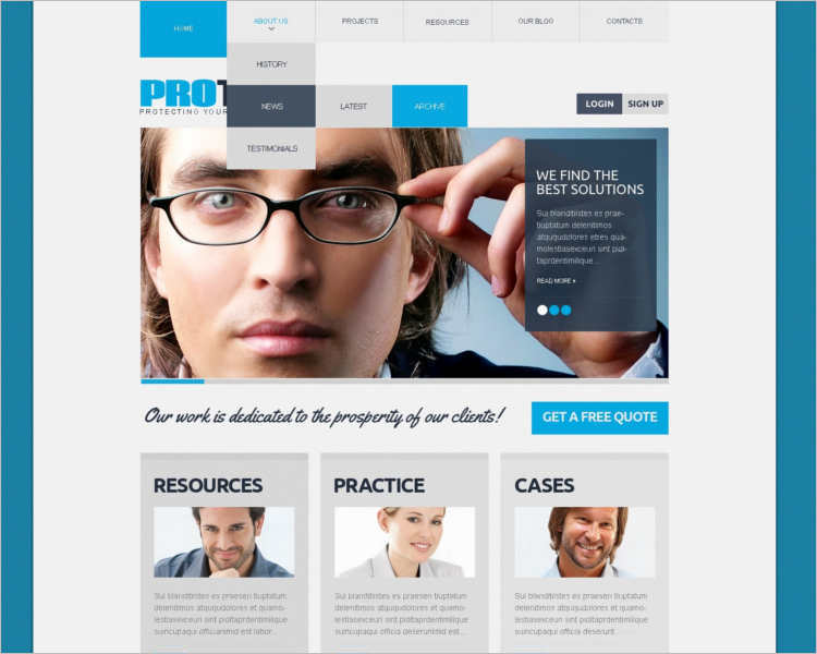 multipurpose-law-legal-drupal-template