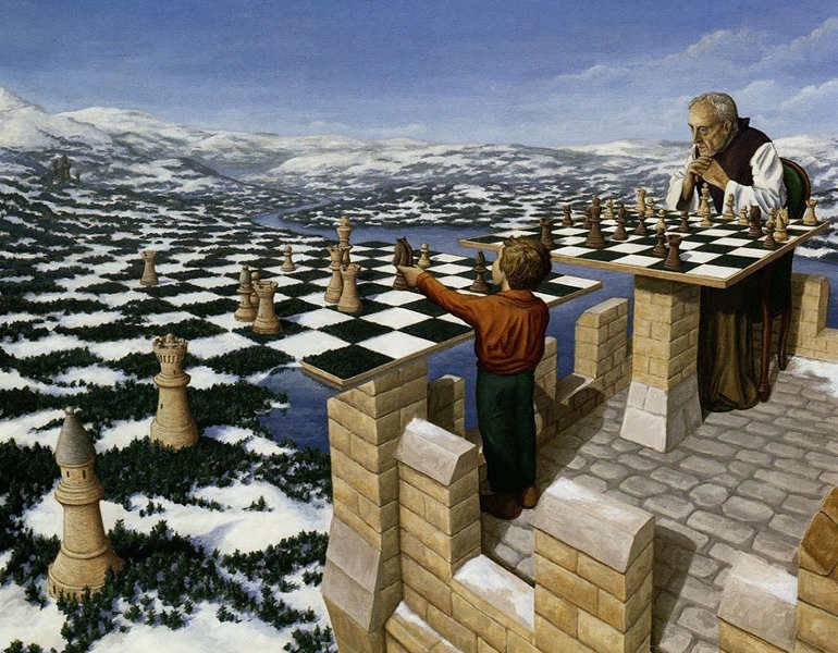 optical-magic-chess-playing-painting