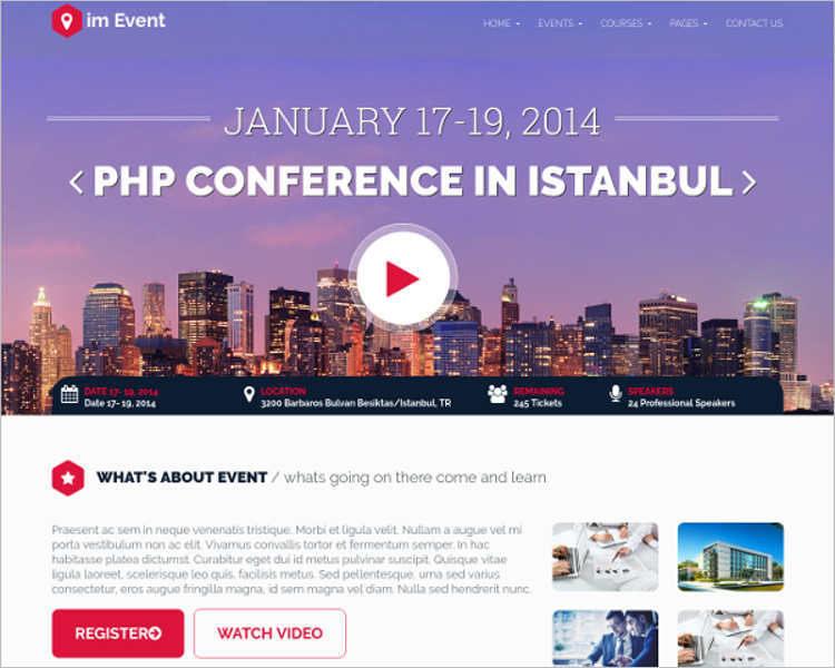 premium-event-conference-joomla-template