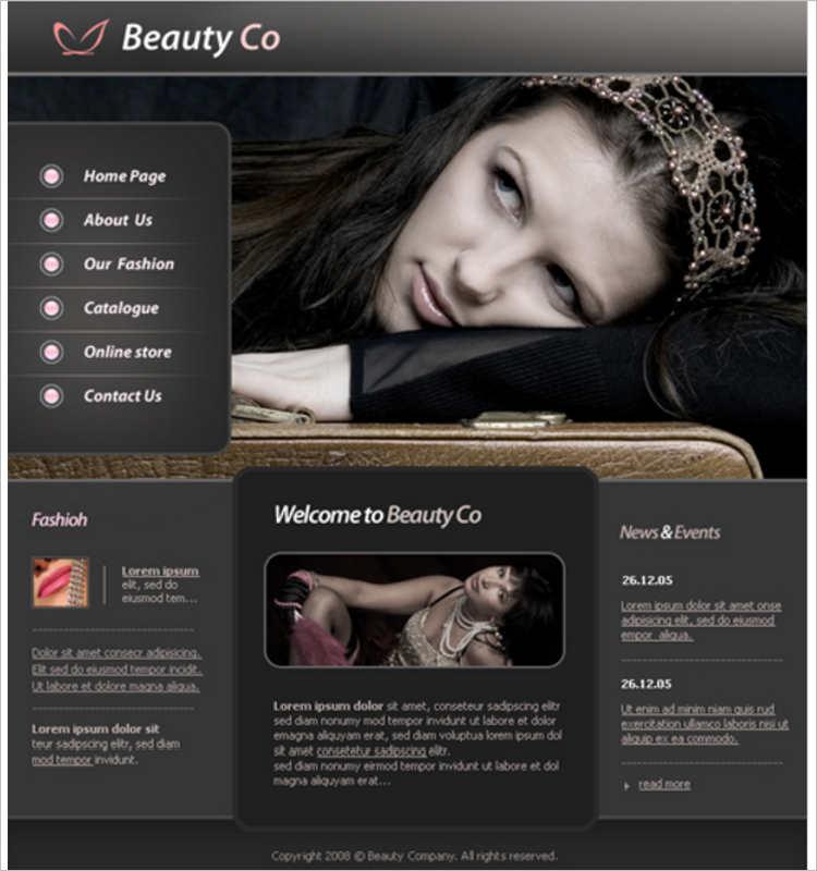 premium-fashion-women-website-templates