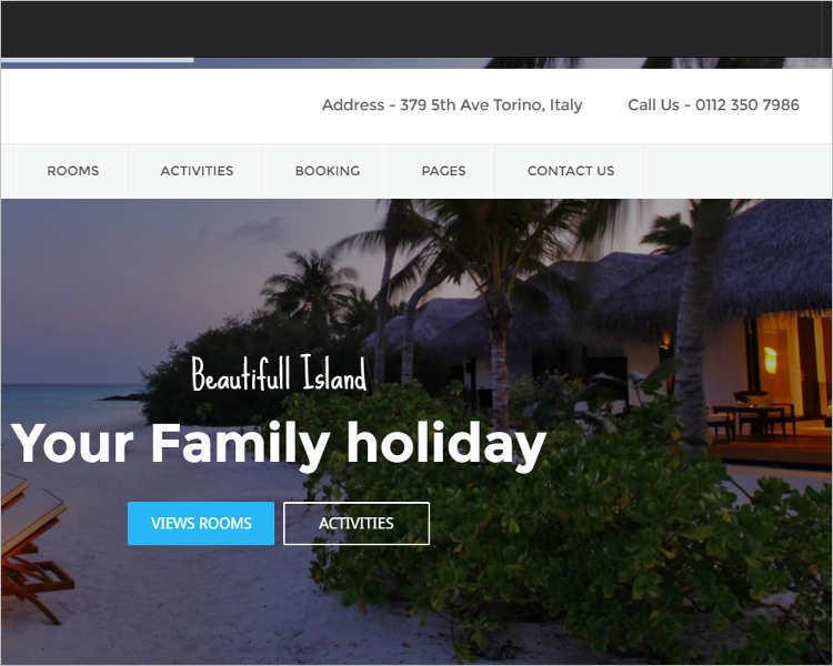 premium-hotel-resort-html-template