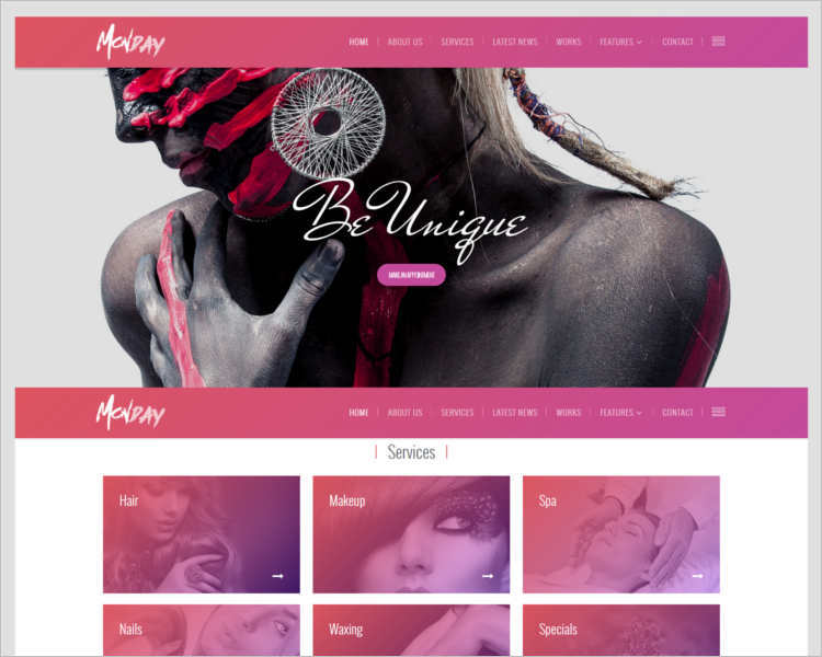 professional-salon-joomla-templates