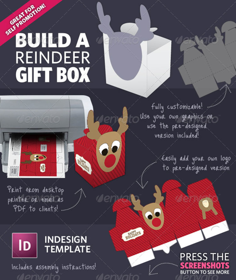 reindeer-thanksgiving-gift-packing-design-templates