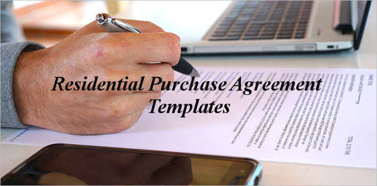 Residential Purchase Agreement