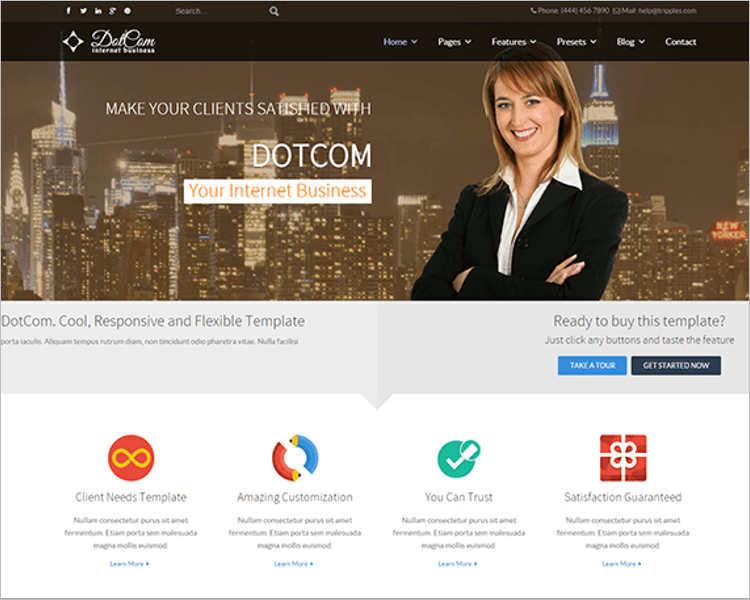 responsive-dotcom-corporate-joomla-template