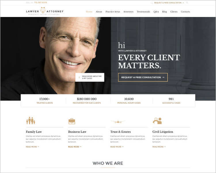 responsive-law-legal-office-wordpress-templates