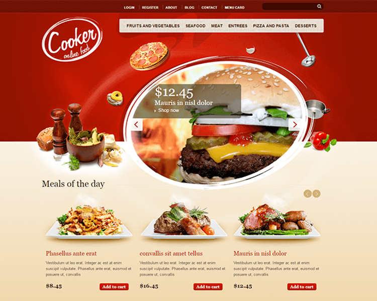 restaurant-html-5-drupal-templates