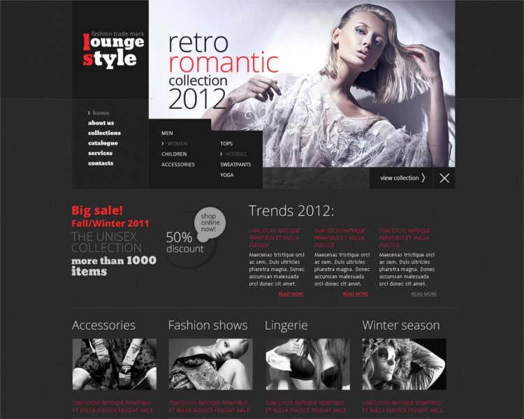 77+ Fashion Designer Website Themes Free Templates