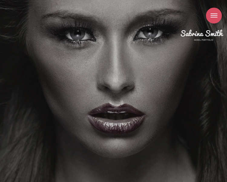 sabrina-fashion-design-website-templates