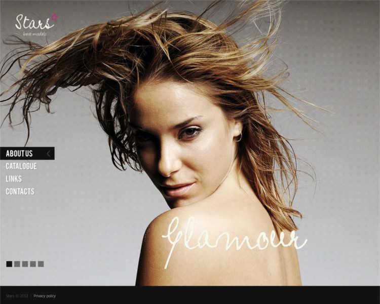 style-model-agency-website-templat-es