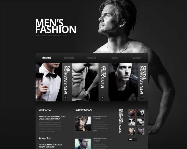 trendy-appearl-website-templates