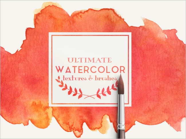 ultimate-watercolour-textures-brochures