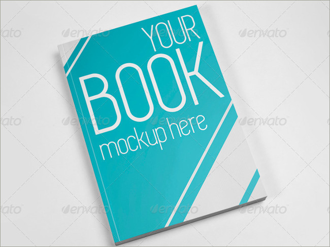 best book cover mockup