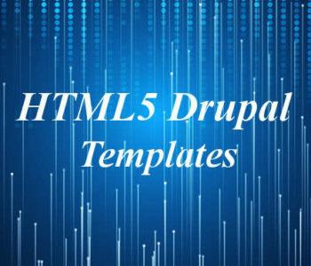 HTML5 Drupal Theme