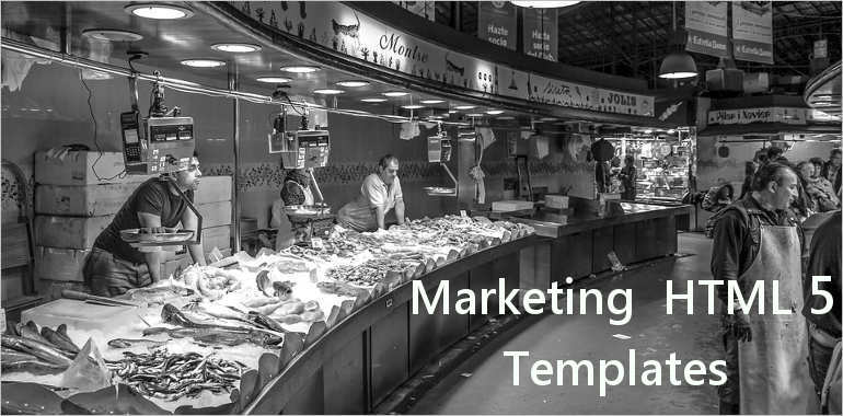 marketing-html-templates