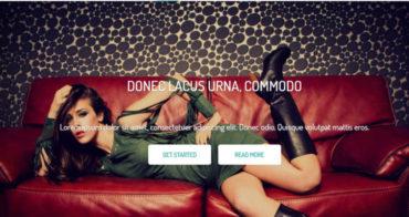 model-agency-website-templates