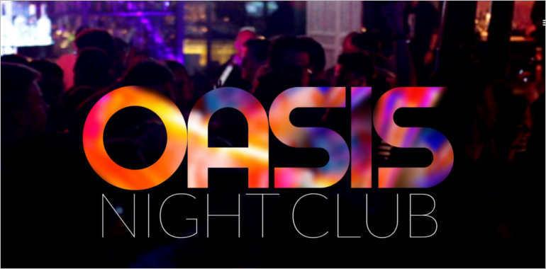 Night Club Website Templates