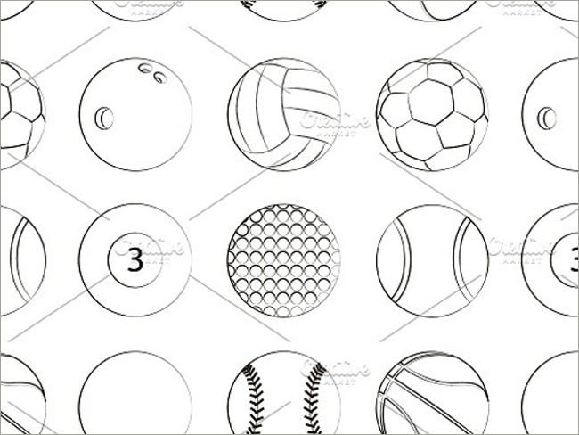 23 Best Baseball Patterns Free Photoshop Designs
