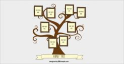 18+ Family Tree Templates