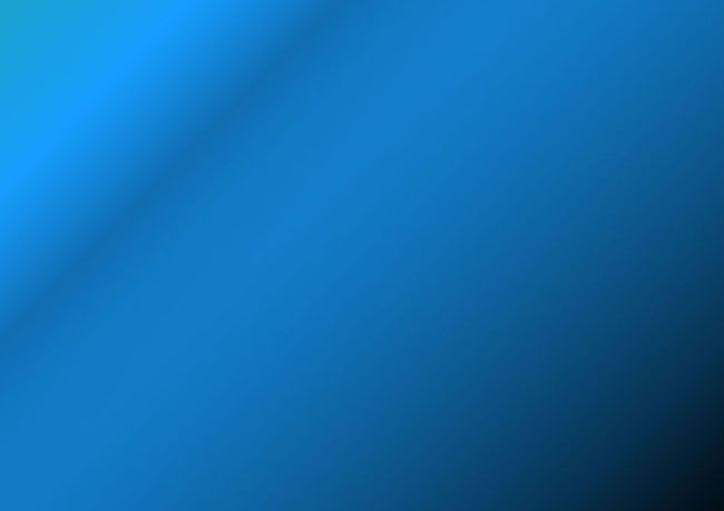 Abstract Plain Blue Background Design