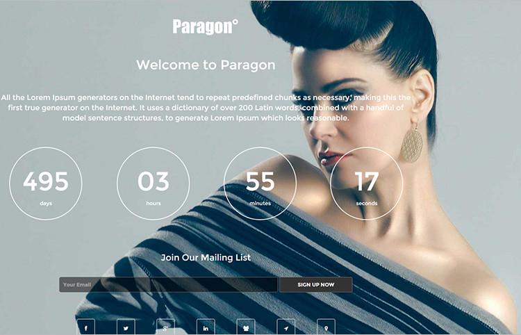 Amazing WordPress Full Screen Themes