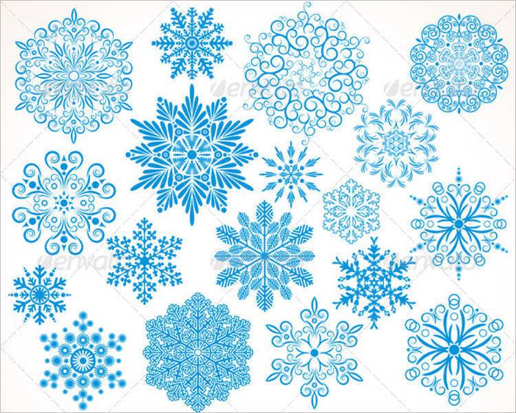 artistic-vector-snowflakes-design